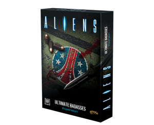 Aliens : Ultimate badasses expansion