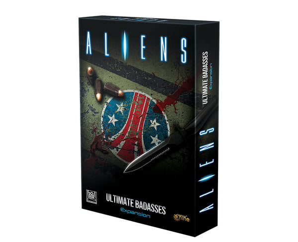 Aliens : Ultimate badasses expansion (pre-order)