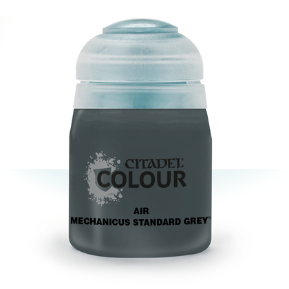 Mechanicus Standard Grey air