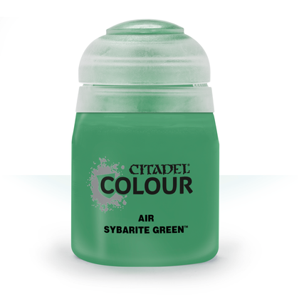 Sybarite Green air