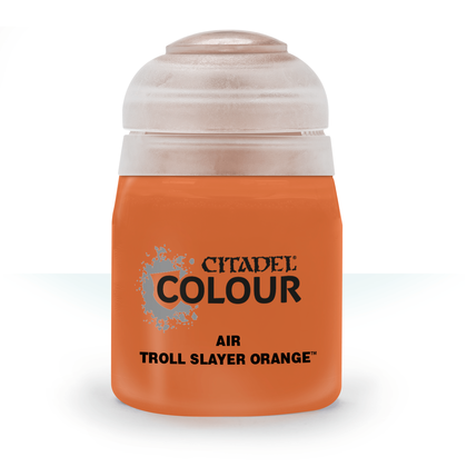 Trollslayer Orange air
