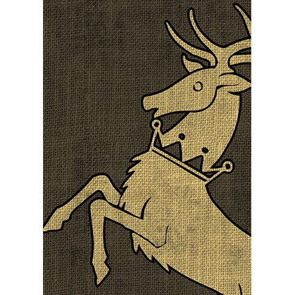Fantasy Flight Card Sleeves: A Game of Thrones - House Baratheon (50)