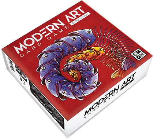 Modern Art- card game