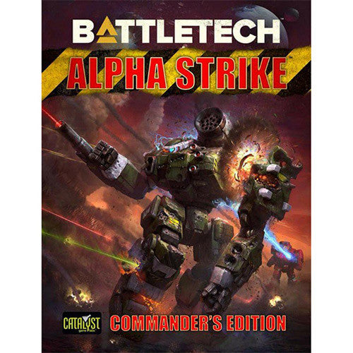 Battletech - Alpha Strike : Commander's edition
