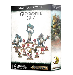 Start Collecting! Gloomspite Gitz
