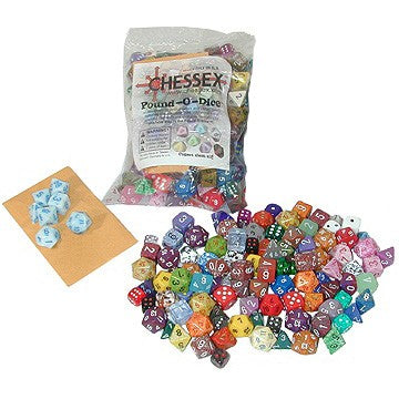 Chessex : Pound o Dice