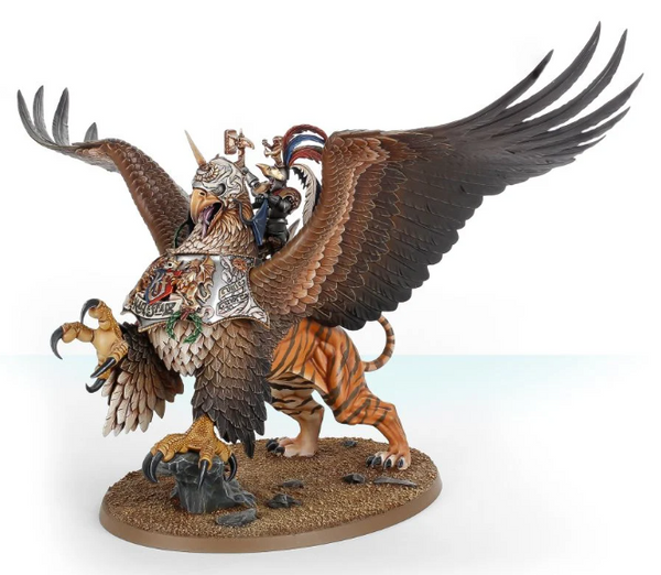 Battlemage / General on Griffon