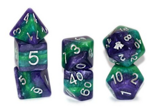Reality Shards; Chaos 7 dice set