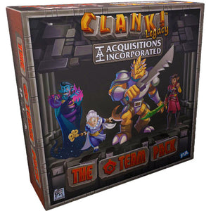 Clank! Acquisitions Incorporated: The C Team Pack