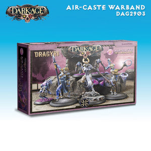 Dragyri: Air Caste Warband