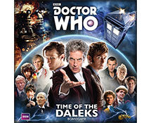 Doctor Who : The Time of the Daleks