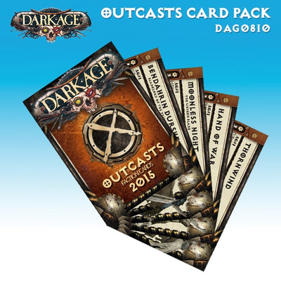Dark Age Faction Deck - Outcasts