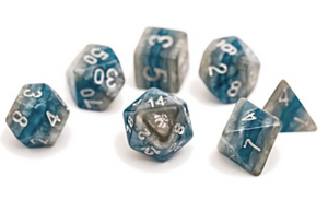 Reality Shards; Devotion 7 dice set