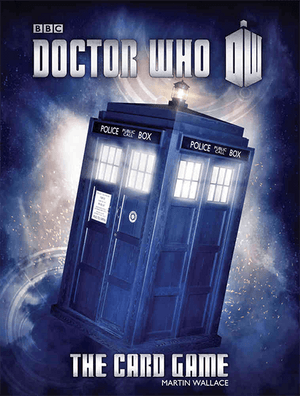 Doctor Who : the card game 2nd edition