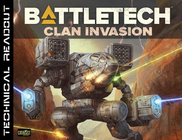Battletech : Technical Readout: Clan Invasion