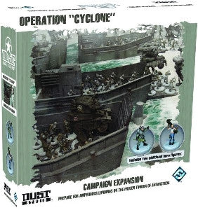 Dust 1947 : Operation Cyclone