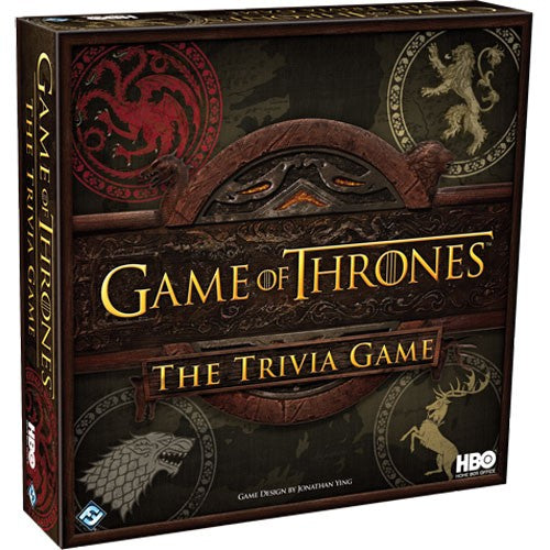 Game of Thrones : the trivia game