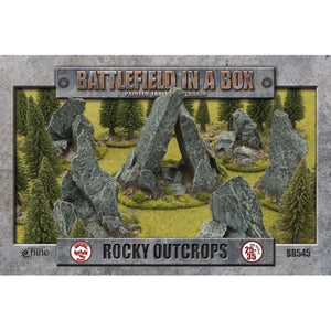 Battlefield in a Box: Rock Outcrops