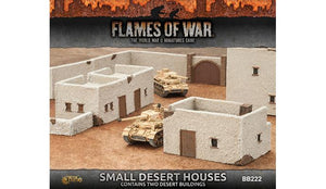 Flames of War : Small Desert Houses
