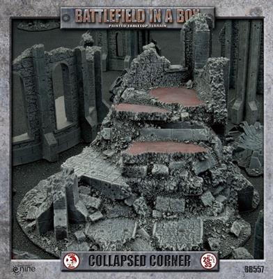 Battlefield in a box: Collapsed Corner