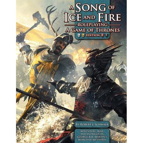 A Song of Ice and Fire : RPG (GoT edition)