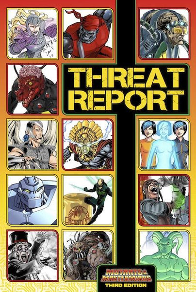 Mutants and Masterminds - Threat Report