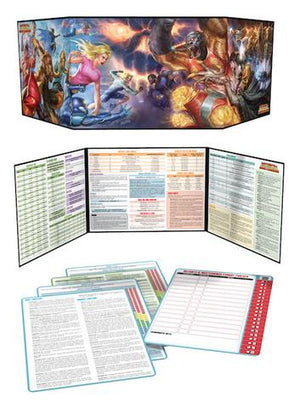 Mutants and Masterminds - Gamemasters's Kit