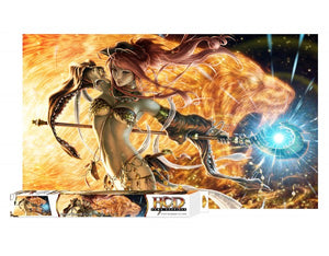 Song of Flame & Fury - Card Gaming Playmat