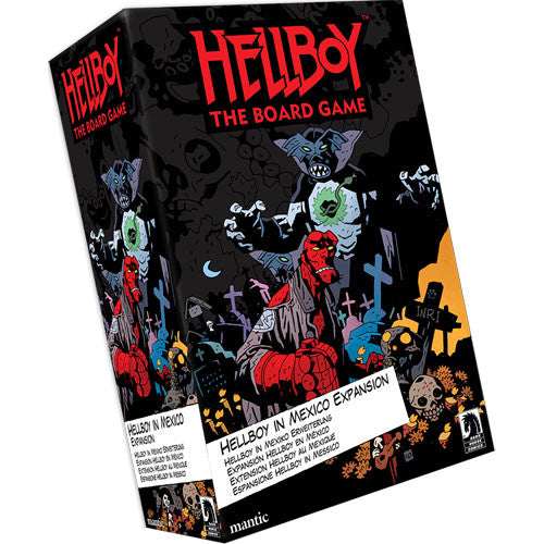 Hellboy: Hellboy in Mexico Expansion