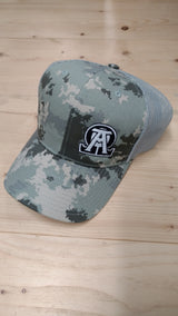 Alpha Omega Hobby snap back trucker Hat