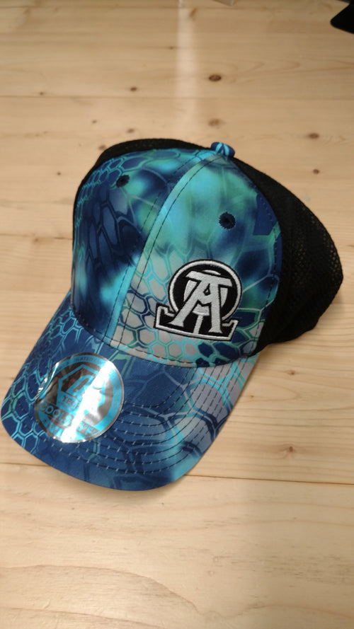 Alpha Omega Hobby Kryptek mesh back Hats (2)