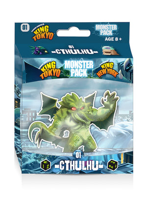 King of Tokyo Monster Pack 01 - Cthulhu