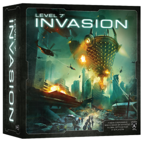 Level 7 Invasion Game