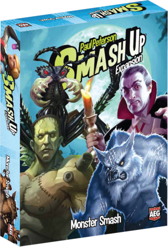 Smash Up - Monster Smash
