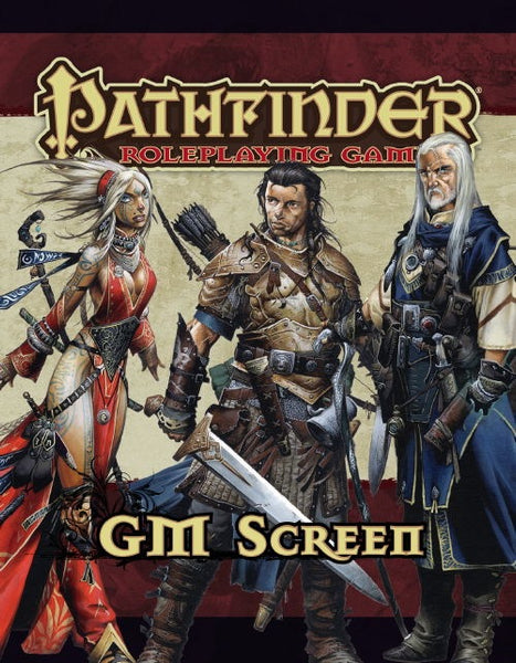 Pathfinder - GM Screen