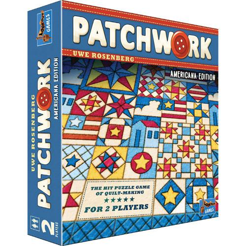 Patchwork Americana Edition