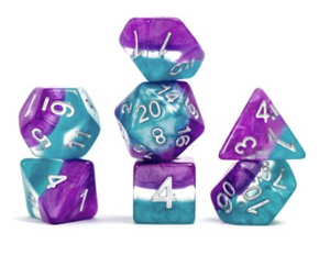 Supernova; Psionic Combat 7 dice set