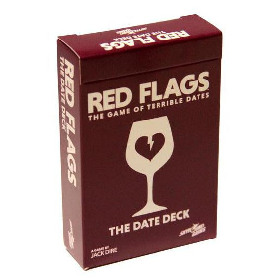 Red Flags Date deck expansion