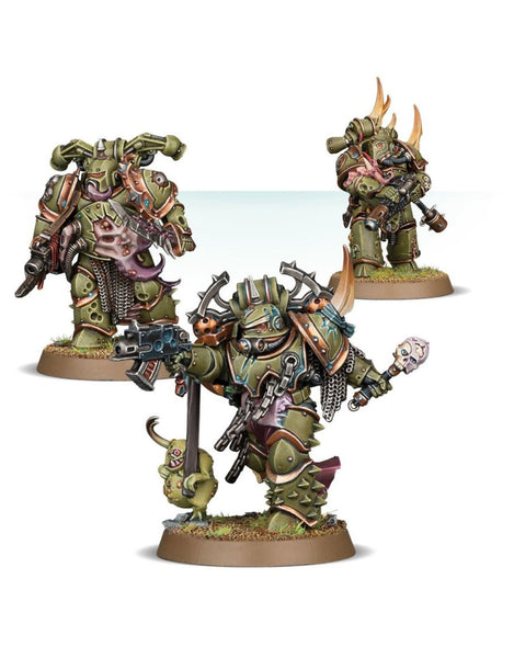 Death Guard Plague Marine Reinforcements