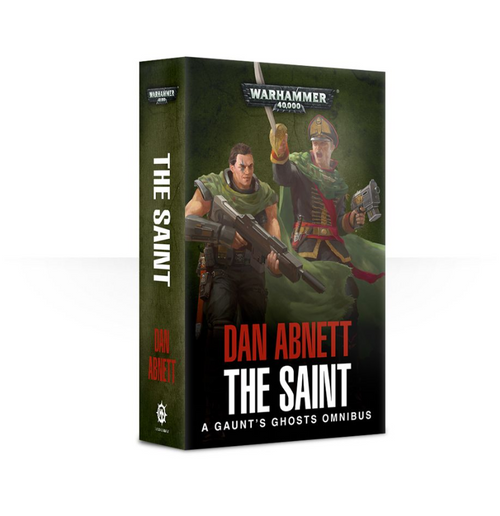 Gaunt's Ghosts: The Saint (paperback)