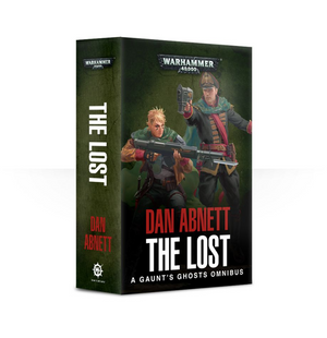 Gaunt's Ghosts: The Lost (paperback)