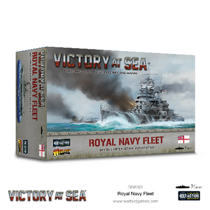 Victory at Sea - Royal Navy fleet