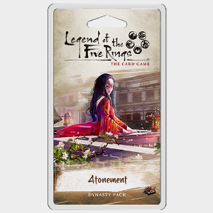 Legend of the Five Rings - LCG : Atonement