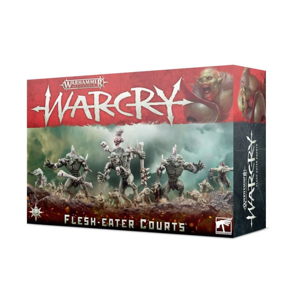 Warcry - Flesh eater courts