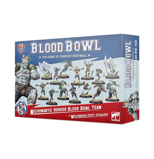 Blood Bowl Team: Wolfenburg Crypt-stealers