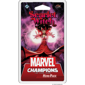 Marvel Champions LCG : Scarlet Witch (pre-order)