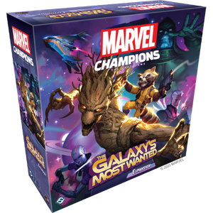 Marvel Champions LCG : The Galaxy's Most Wanted (pre order)