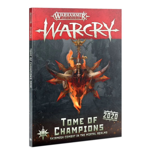 Warcry : Tome of Champions 2020