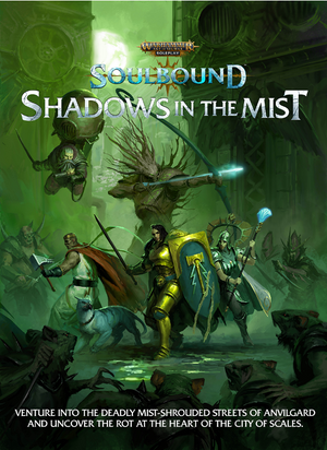 Warhammer Age of Sigmar : Shadows in the Mist (Pre-order)