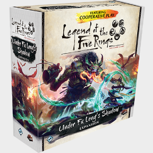 Legend of the Five Rings - LCG : Under Fu Leng's Shadow